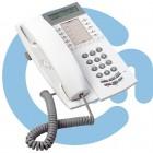 Системный цифровой телефон, светло-серый Aastra Dialog 4222 Office, Telephone Set, Light Grey (DBC22201/01001)