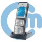 Телефон DECT универсальный,CAT-iq, цветной дисплей TFT, Bluetooth, USB, SDHC Aastra 650c (68631)