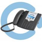 Телефон SIP, сертифицированный Microsoft, БП опционально Aastra terminal 6725ip for Microsoft® Lync™ 2010, w/o power supply (A6725-0131-2055)