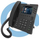 Телефонный аппарат terminal 6869i w/o AC Adapter (SIP-телефон, БП опционально)
