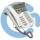 Системный цифровой телефон, светло-серый Aastra Dialog 4225 Vision V2, Light Grey (DBC22502/01001)
