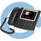 Телефон SIP, БП опционально Aastra terminal 6739i w/o power supply (A6739-0131-1055)