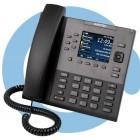 Телефонный аппарат terminal 6867i w/o AC adapter (SIP-телефон, БП опционально)