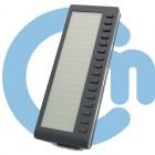 Дополнительная клавишная панель для проводных телефонов MITEL AASTRA M680i KPU (16 keys with LED) up to 3 stackable